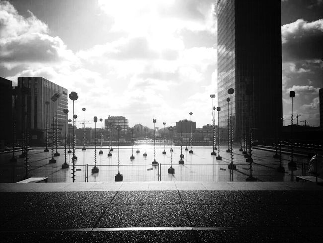 France, Paris, La Defense Reflection Ligth And Shadow Paris Architecture The Street Photographer - 2015 EyeEm Awards
