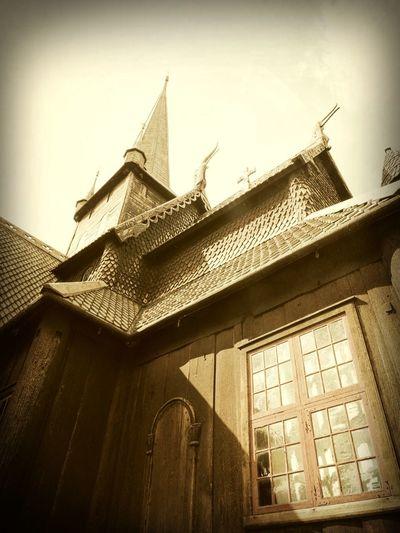 Church Norway Spirituality Ancient Architecture History House Religion Stavkirke