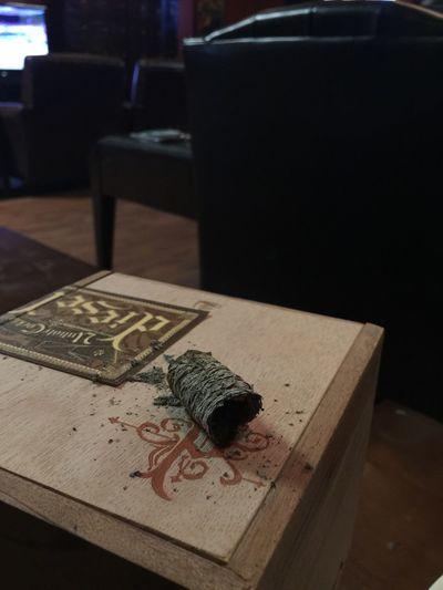 Shoot It Challenge Shoot It Challenge - Off Balance Ash Cigar Time Cigar Ash Stand Fail