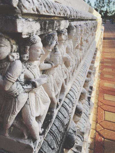 Hindi Temple Beautifulstructure Texas Exploretexas