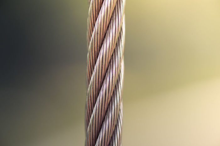 sling wire rope close up shot Close Up Close Up Nature Close Up Shoot Close Up Shot Close Up Technology Close-up Day Gray Background Metal No People Sling Shot Sling Wire Rope Wire