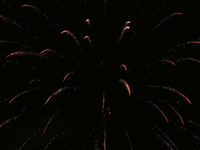 No People Illuminated Night Celebration Firework Display Light Light And Dark Space