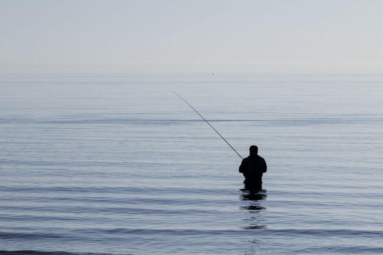 Water Fishing