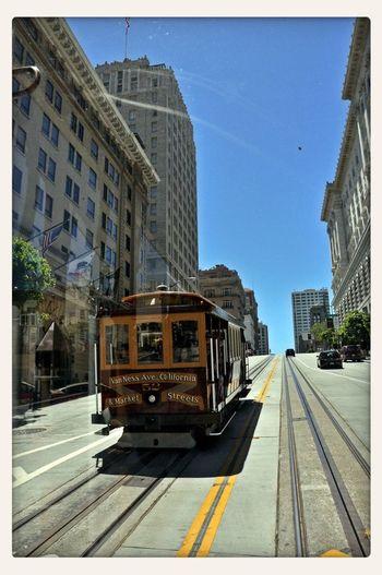 Traveling America USA San Francisco