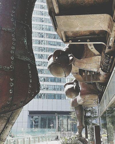 Hayao Miyazaki Shiodome Tokyo Japan Travel Photography
