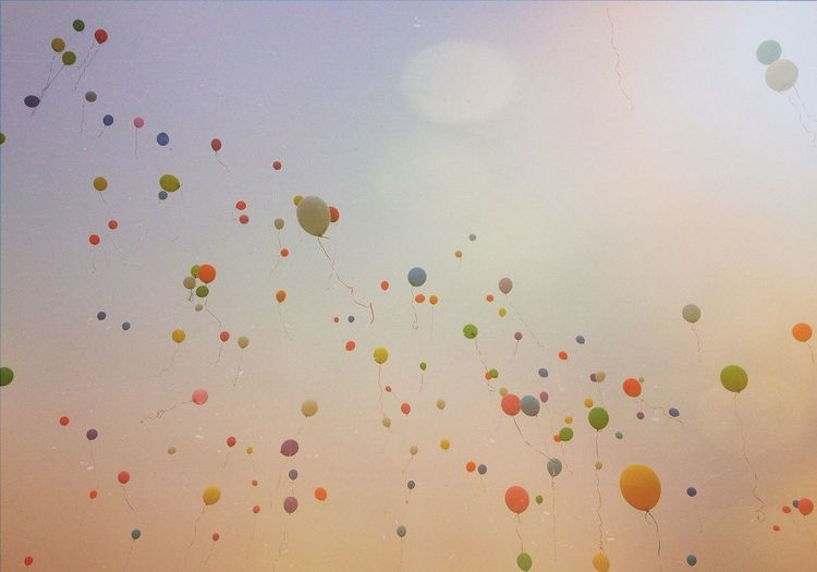 love Balloons Free