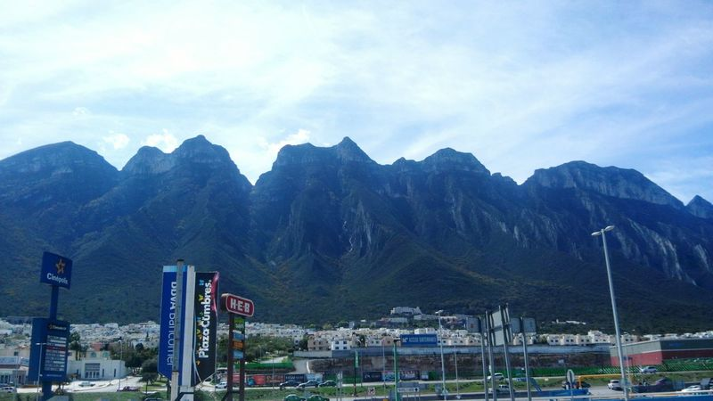 Sinfiltroporqueporsisoloeshermoso Monterrey, México CerroDeLasMitras ?