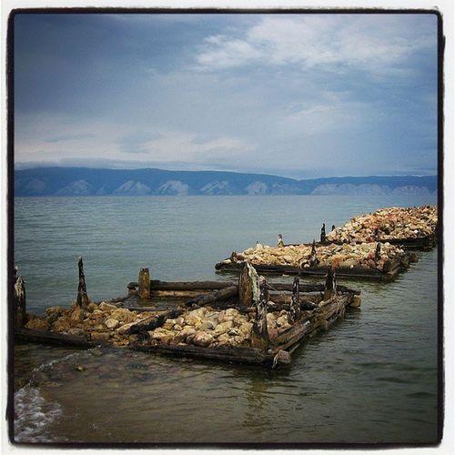 Байкал ольхон остров CanonA550 Visualsgang Olhon