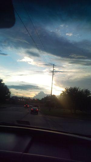 Cloud - Sky Sunset Outdoors