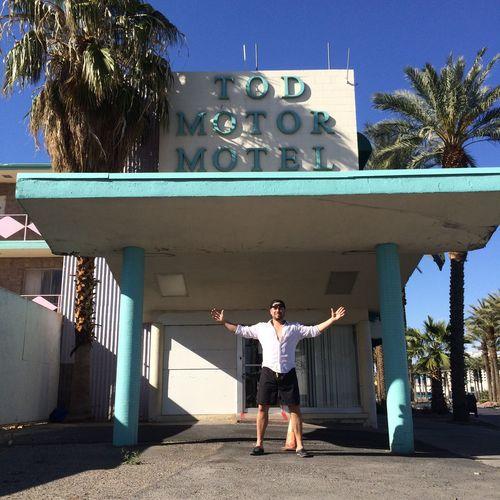 Tod Hotel Las Vegas Old Vegas