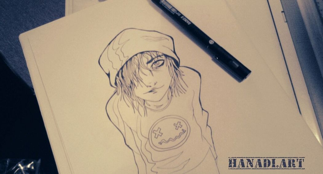 Hanadiart Facebook My Draw ♥ Art