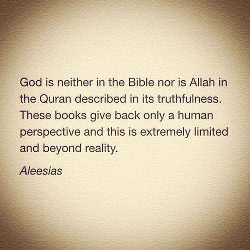 God Allah Religion Aleesias
