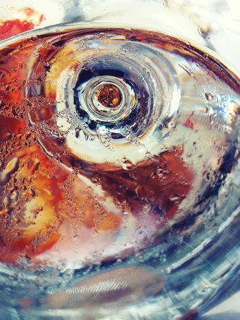 Close-up No People Water Glass Water Sauce Picture From My Phone Mix Yourself A Good Time Dinner And Drinks