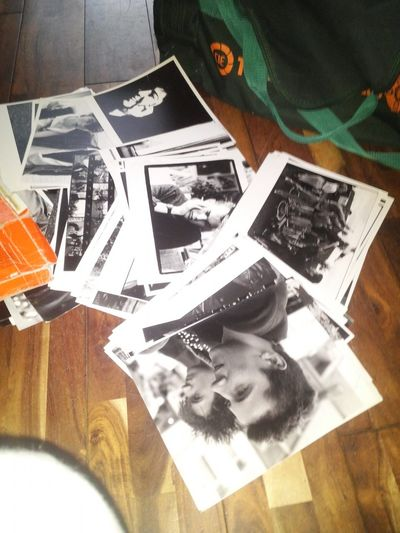 """Oldskool Paper Photograohs""Yes!"