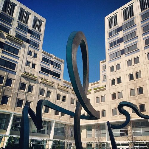 #sf #sanfrancisco #abstract #art #modern #architecture #sculpture