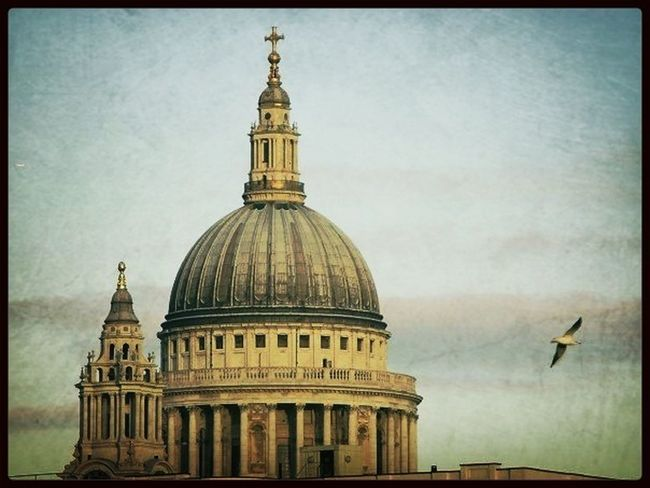 City Of London St Paul's Cathedral Eye4photography