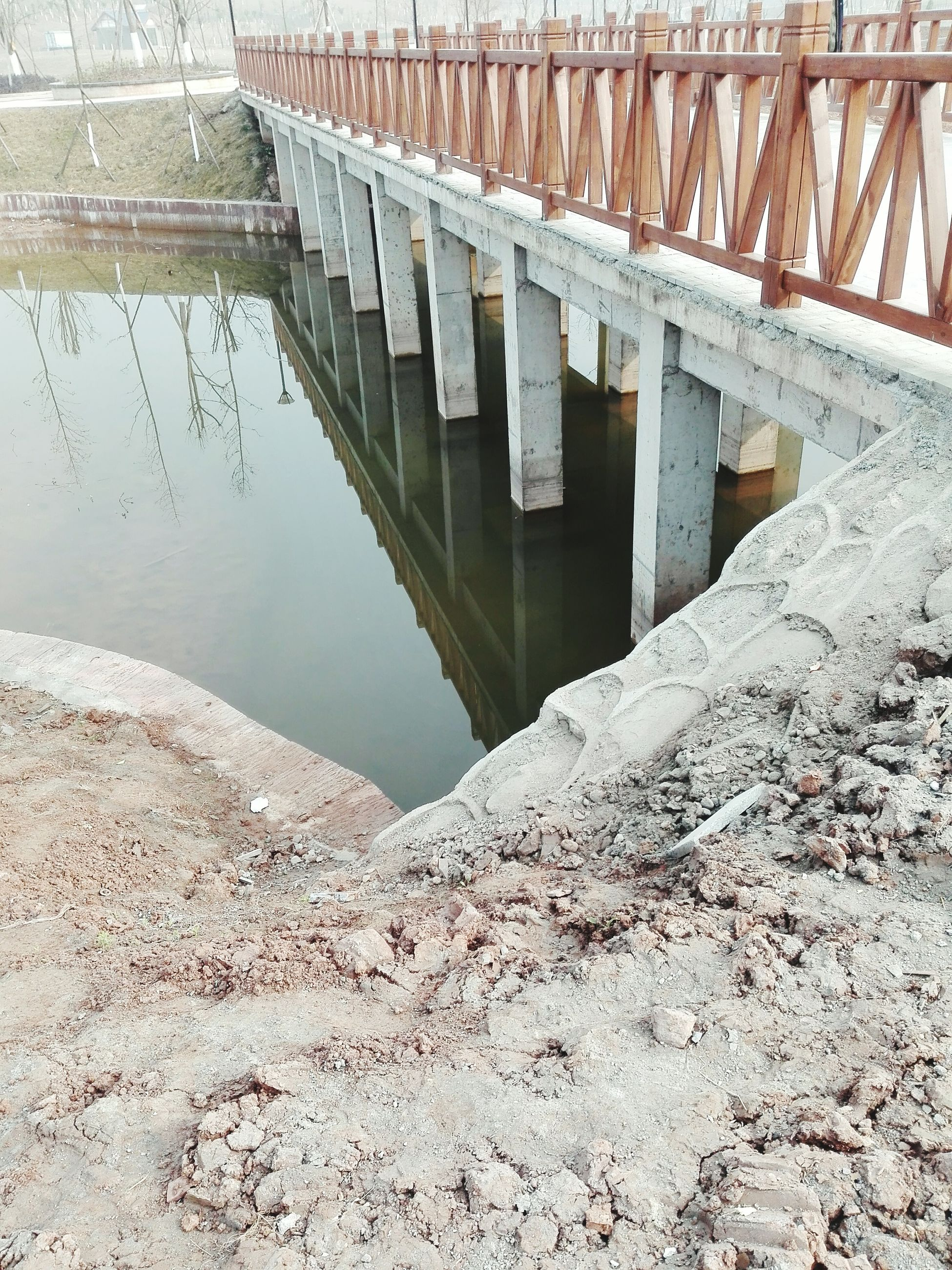 water, outdoors, bridge - man made structure, day, no people, nature, hydroelectric power