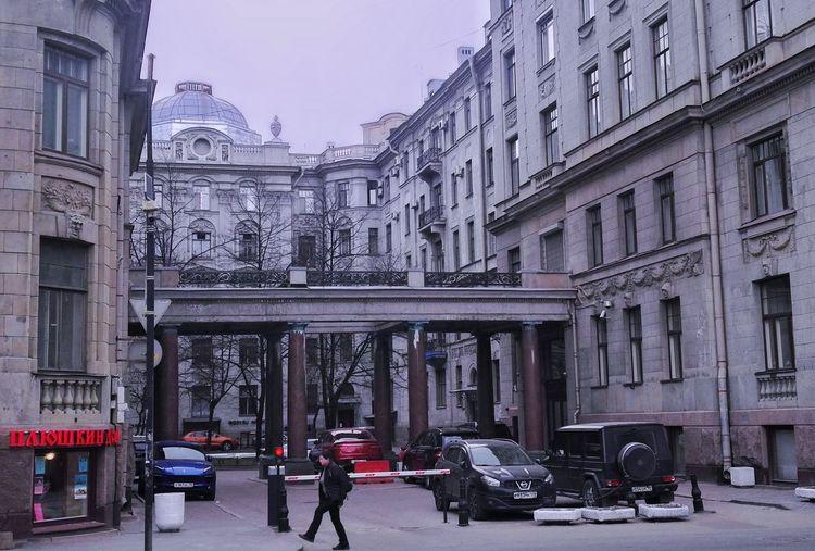 Санкт-Петербург город, который покоряет
