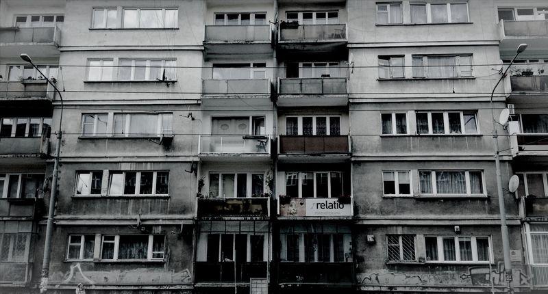 ... relatio ... Wroclaw, Poland Street Photography NEM Street Architecture