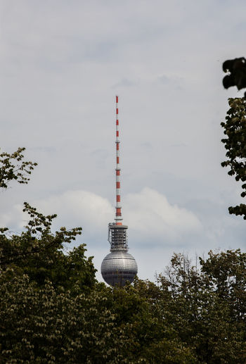 Alex Alexanderplatz Architecture Built Structure Capture Berlin City Communication Nature Tall - High Tower Travel Destinations Tree Adapted To The City