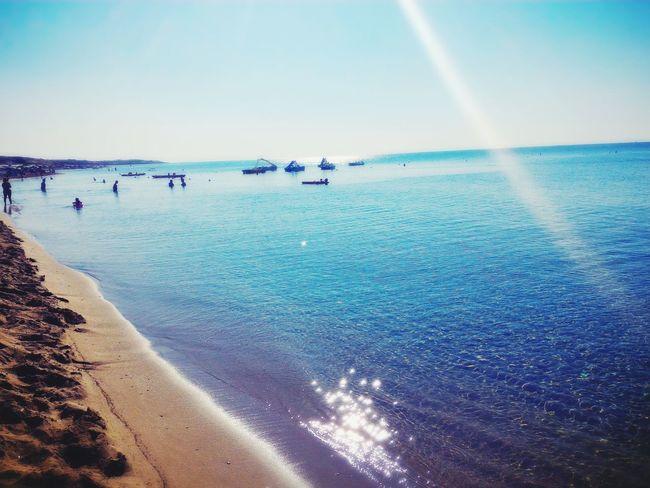 EMCSummerViews Mare Pedalo Acquacristallina Spiaggia Sole Mare Soleil Sun ☀ Campomarino
