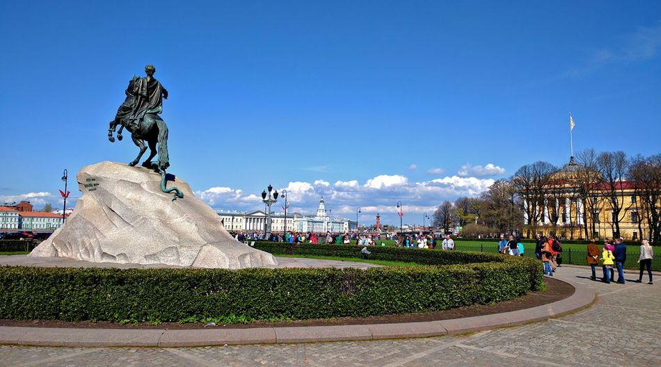 Saint Petersburg Neva Central Square First Eyeem Photo