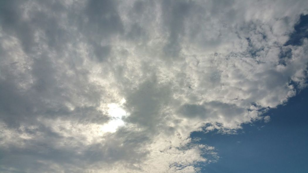 Sun Hiding Behind The Cloud Clouds And Sky Sun Hiding Behind The Clouds Sun Hiding Clouds & Sky Sky White Clouds Clouds Sky And Clouds Scenery EyeEm Nature Lover View Blue Sky White Clouds And Blue Sky Cloud Formations Cloud And Sky