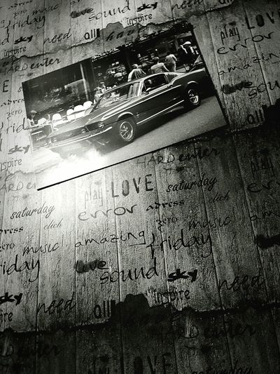 Obsessions with Symmetry. Symmetry Obsessions Art Car Blackandwhite Wallpaper Wall Vintage Cars Indoors  No People EyeEmNewHere EyeEm Gallery Eyeem Market Home Is Where The Art Is Love Like Error Amazing