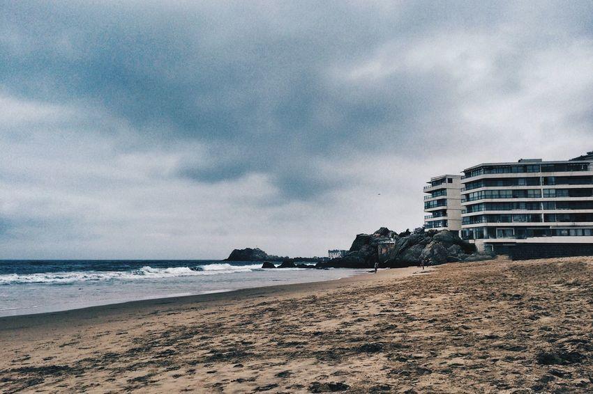 IPhoneography Viña Del Mar Reñaca Nublado Cloudy