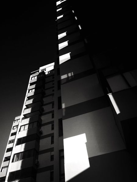 Endlessness Looking Into The Future Creative Light And Shadow Black And White AMPt_community NEM Black&white IPhoneography Streetphotography EyeEm Best Shots - Black + White NEM Architecture the tower