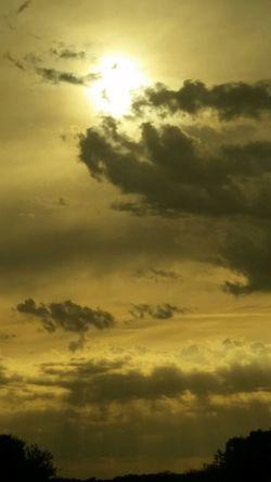 Oise  Picardie France Clouds And Sky Sky Clouds Ciel Nuage Sunshine