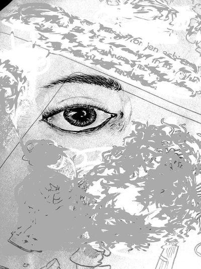 Sketch Eye Edit