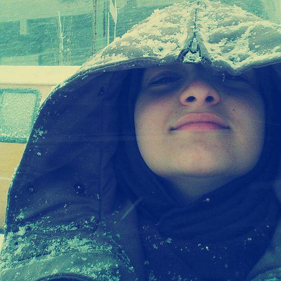Kar savaşına gidiyorum ? Snow ❄ Snowman⛄ Snowball ⛄
