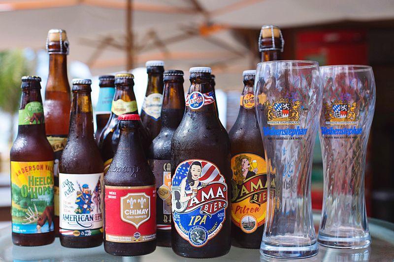 Beers 🍻 OpenEdit Open Edit Beer Beers Drinking Beer Beerporn Beer Time Bottle The Foodie - 2015 EyeEm Awards Colorful