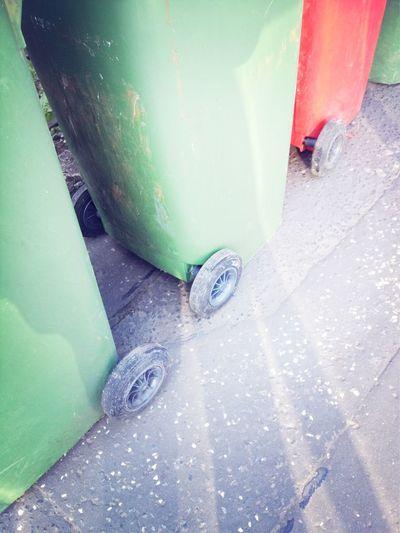 Wheely Bins