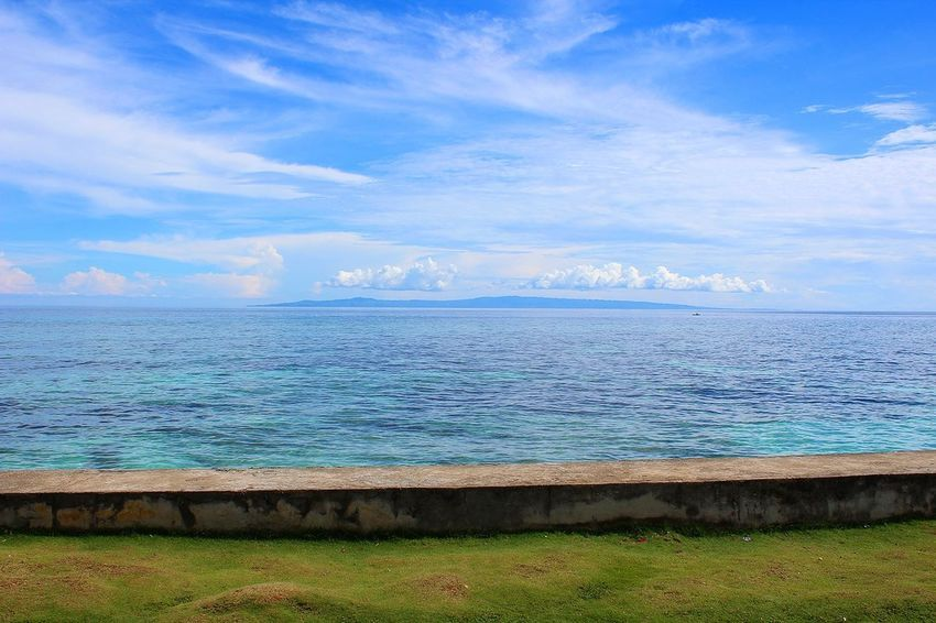 Sea Water Blue Summer Cloud - Sky Beach Sky Tropical Climate Horizon Over Water Scenics Beauty In Nature Beauty Nature No People Day Vacations Outdoors Travel Destinations