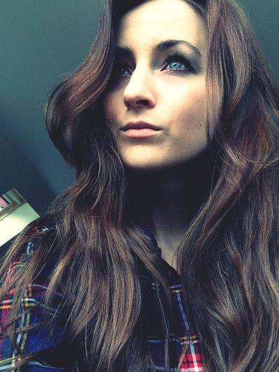 Blue Eyes Long Hair ThatsMe