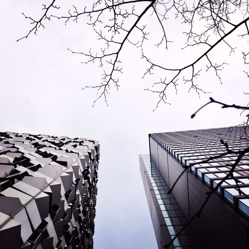 Architecture Lookingup Building Vscocam
