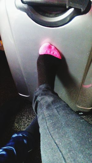Feeling pink today , leaving manchester :'( First Eyeem Photo