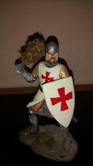 Guerrero Cogollo Marijuana Smoke Weed Weed Taking Photos Soldier Warrior