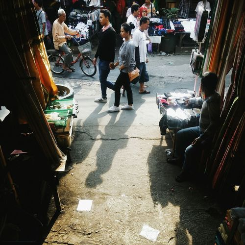 City Life Large Group Of People Real People Street Walking Day City Adult Outdoors Lifestyles Streetphotography Diversity Light And Shadow The Street Photographer - 2017 EyeEm Awards The Photojournalist - 2017 EyeEm Awards