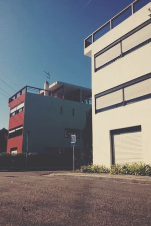 Lecorbusier Maison Architecture Moderne