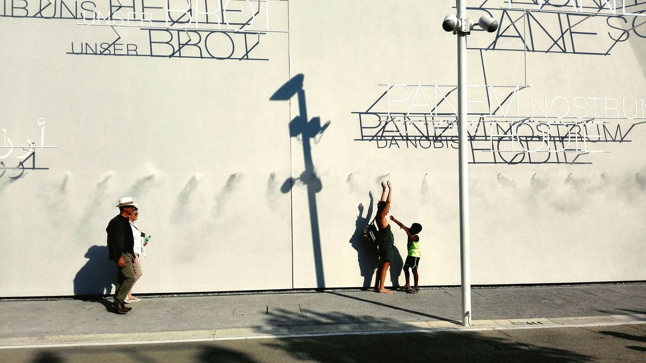 Going The Distance Urban Lifestyle Enjoying Life Architecture Architecture_collection Architecturelovers Wall Wall Art