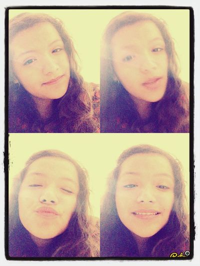 this is my face haha <3love