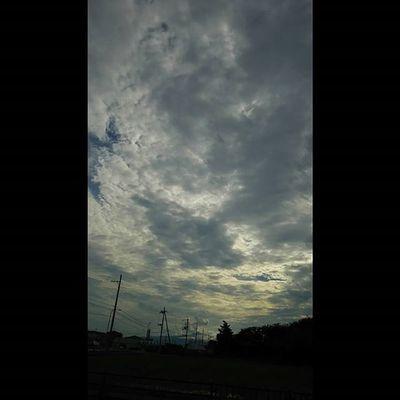 空。 空 Sky イマソラ ダレカニミセタイソラ Team_jp_ Japan Instagood 景色 Scenery 自然 Nature Icu_japan Ig_japan Ig_nihon Jp_gallery Japan_focus