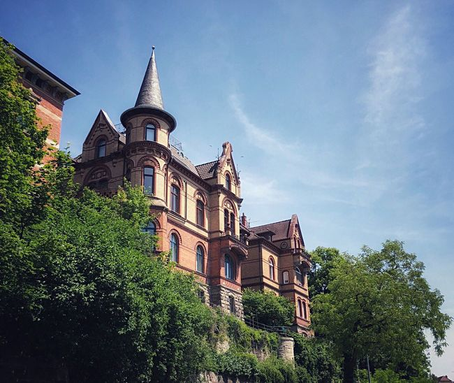 Historical Building Architecture Built Structure