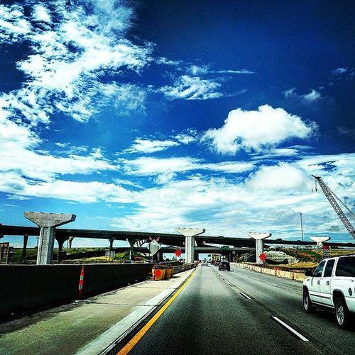 Construction I35 Kansas