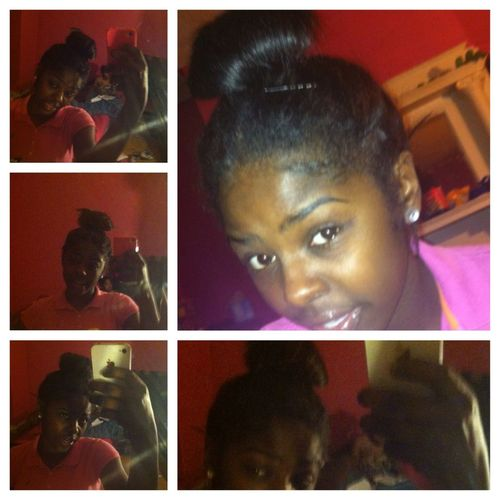 Me On Mii Lil Chill Dayy