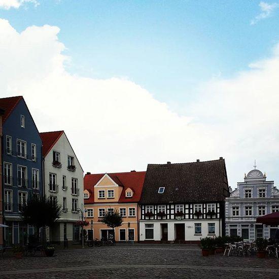 ückermünde Oldtown Altstadt