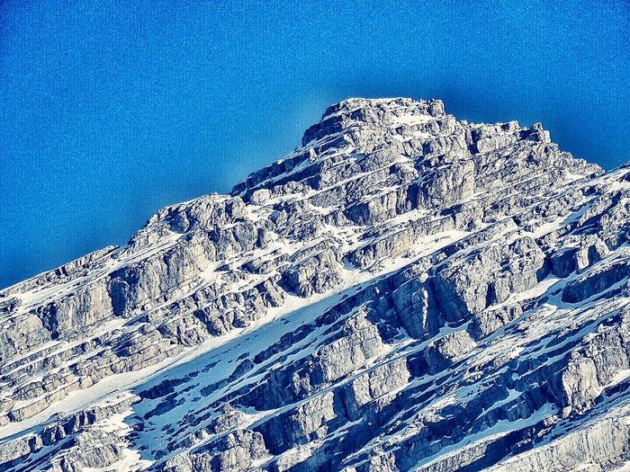 It's Cold Outside Antelao Cadore Mountains Dolomiti
